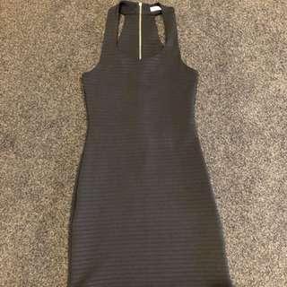 Supre Size XS Black Dress