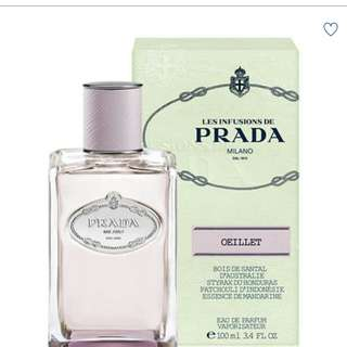 Prada Oilette Perfume 100ml