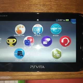 Ps Vita Slim 3.60 Complete