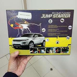 Mini Multi Function Jump Starter Cable Kit