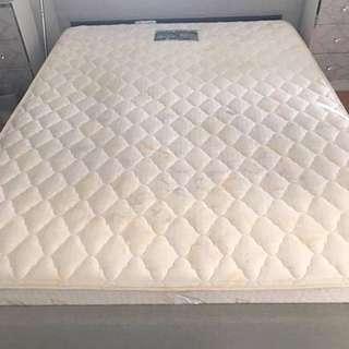 Queen mattress - need gone asap
