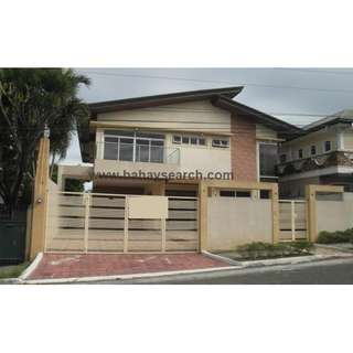 NEAR DON ANTONIO 480SQM SINGLE DETACHED Quezon City House and Lot Sale