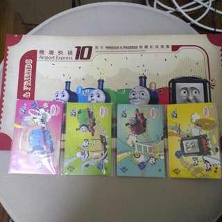 MTR 港鐵-機場快綫10周年 Thomas & Friends