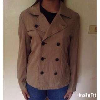 Light brown Coat jacket parka