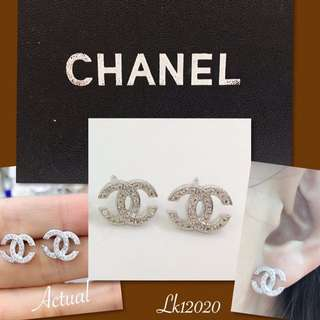 Chanel stainless steel jewelry