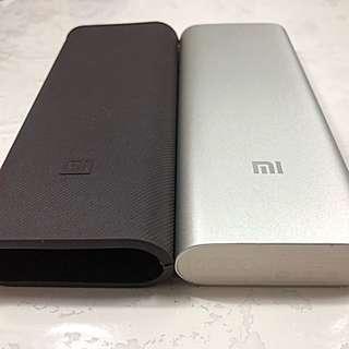 1 Xiaomi PowerBank 16000mAh + free accessories