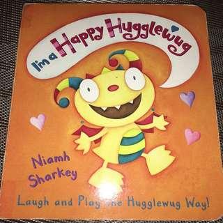 I'm a Happy Hugglewug BoardBook