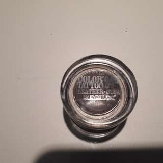 Maybelline color tattoo 24h cream eyeshadow in vintage plum