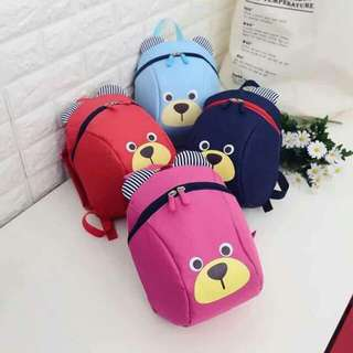 Anti kiddie lost bag