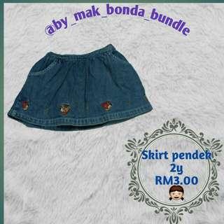 Skirt Pendek