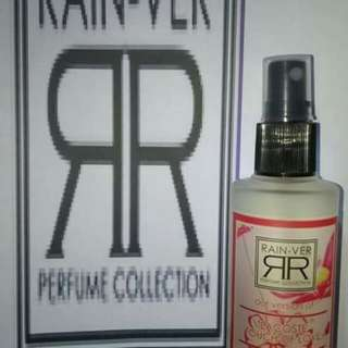 Oil base collection perfume.