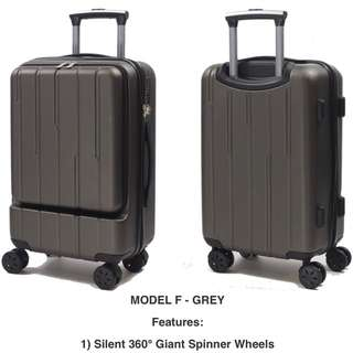 Luggage cabin luggage travel luggage high quality separate laptop compartment