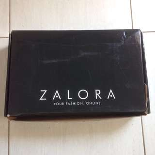 Zalora Black Shoulder Bag