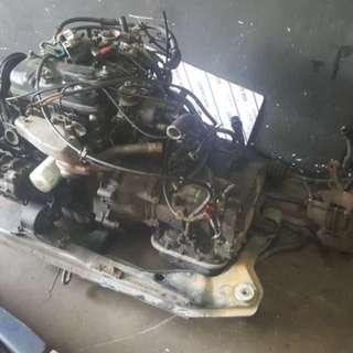Kancil 660 enjin