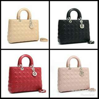 🔥 UPDATE 🔥 LADY DIOR LARGE