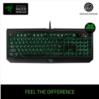Razer BlackWidow Ultimate 2016 (Green/Orange switch)