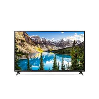 (Installment Plan) LG 49UJ632T 49 IN ULTRA HD 4K SMART LED TV