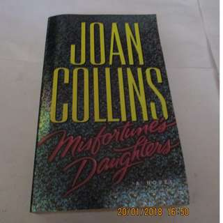 Rose Connors, Joan Collins Paperbacks, Preloved Book, Softbound