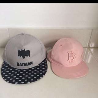 DC Comics and H&M Cap
