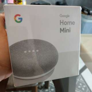 Google Home mini Available (price reduced)