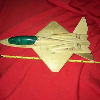GI Joe Storm Eagle Jet Squirt Water Gun 1991 #rare