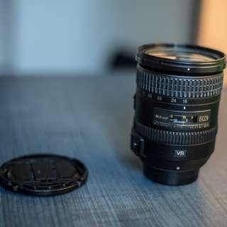 AF-S DX NIKKOR 18-200mm f/3.5-5.6G ED VR II Nikon Lens