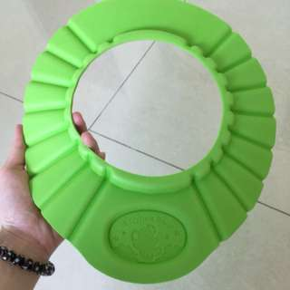 Eye guard for toddlers during bath time! *preloved