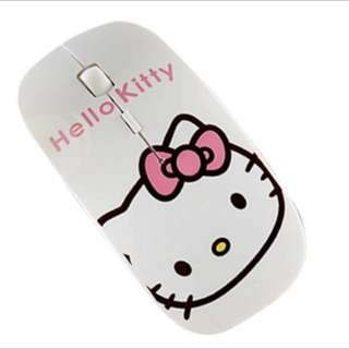 Hello Kitty lovers wireless Mouse
