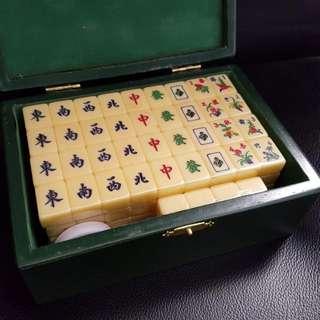 Mini Mahjong Set ( Portable)