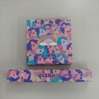 My Little Pony x Colourpop Colorpop Color Colour Pop Lip Powder