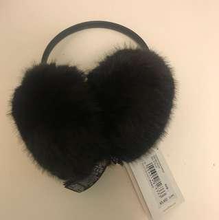 New Ted baker ear muffs (original price $390)