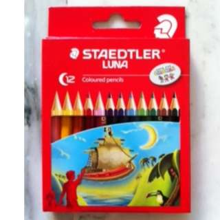 STAEDTLER LUNA Color 12 Pencils