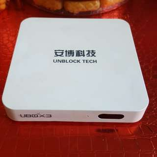 UBOX 3 for sale