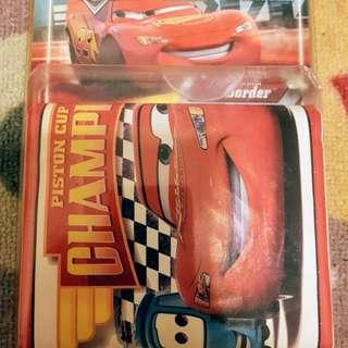 PRELOVED Disney's Cars Peel & Stick Wall Sticker