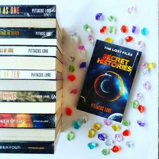 The Power of Six - Pittacus Lore - Lorien Legacies