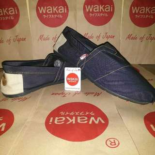 Shoes wakai (Pria&Wanita)