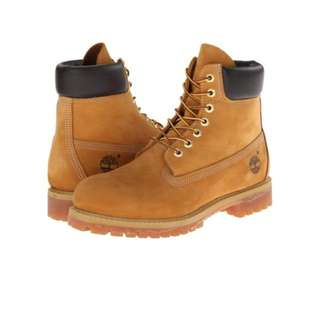 Timberland boots(authentic)