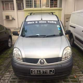 Renault Kangoo 1.5M monthly rental