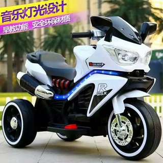 Motor BLK-918 Big Motorcycle for Kids