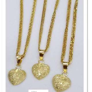 Saudi Gold Necklace (authentic)