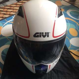 GIVI fullface helmet Malaysia limited edition