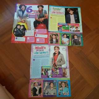 one direction posters and articles