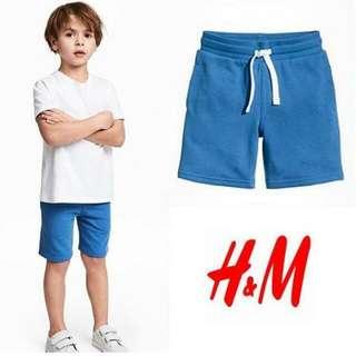 Celana Anak Laki H&m Short
