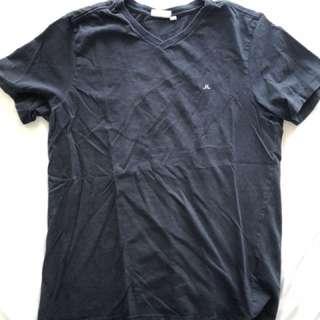 J Lindenberg black T-shirt
