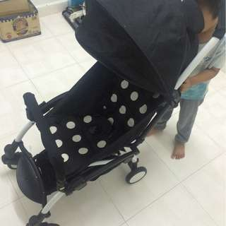 Stroller baby compact
