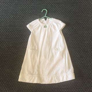 Stylish chateau de sable 4T dress