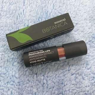 Mineral botanica vivid matte lipstic