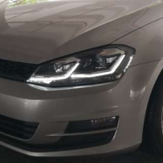 VW Mk7.5 Headlights for Golf Mk7 and 7.5