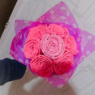 Scented Handmade Flower Bouquet