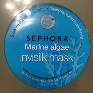 💕SEPHORA INVISILK MASK💕